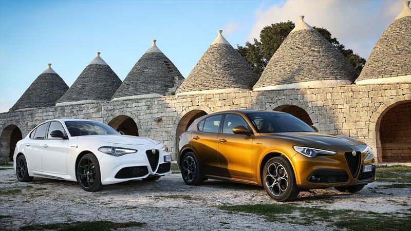Alfa Romeo renueva al Giulia y al Stelvio