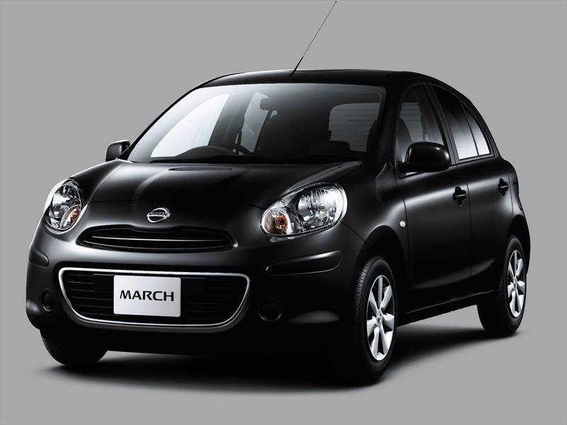Nissan March, el buen citycar - Autocosmos.com