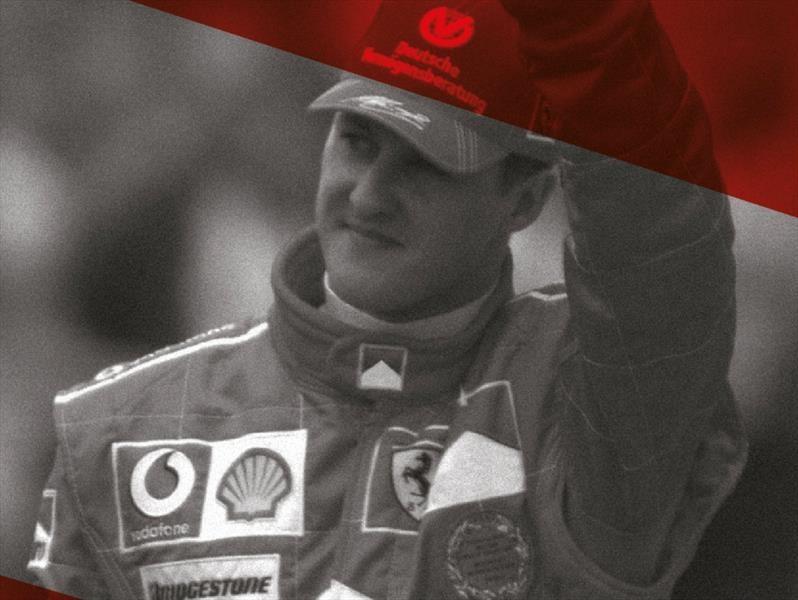 Museo Ferrari celebra el cumpleaños 50 de Michael Schumacher con una exposición especial
