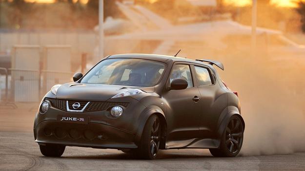 Nissan Juke-R: A Producción