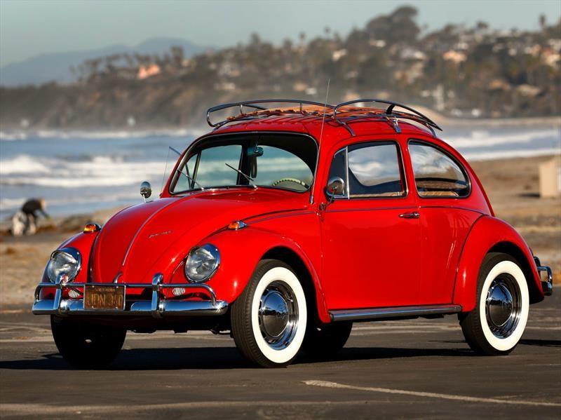 Un Beetle de más de 50 años de uso diario es restaurado por Volkswagen