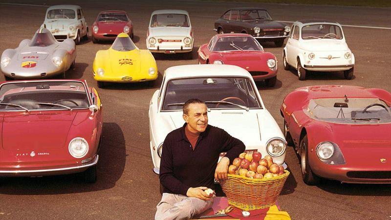 Carlo Abarth, el apasionado que le dio deportividad a los autos de FIAT