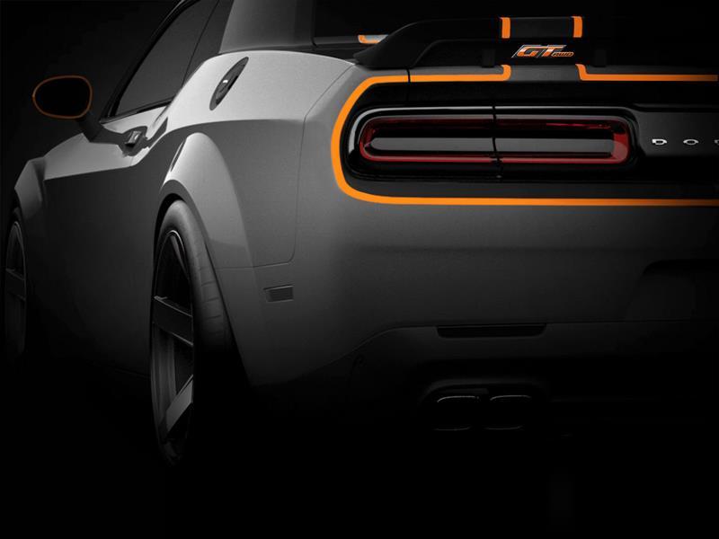 Dodge Challenger GT AWD, un muscle car con tracción total