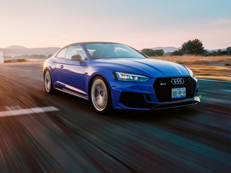 Audi RS5 2018 a prueba