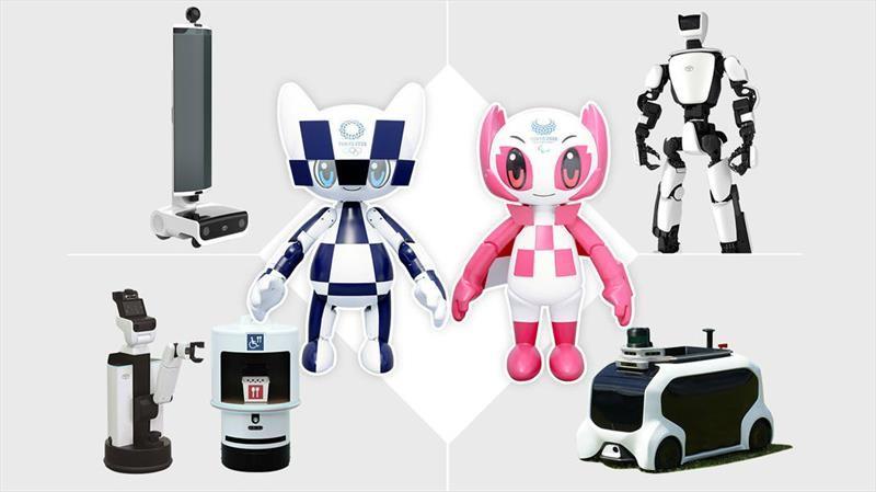 Toyota desarrolla robots para los Juegos Olímpicos de Tokio 2020