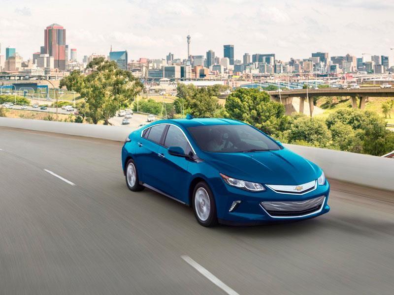Chevrolet Volt 2019 llega a México con un nuevo sistema de carga rápida