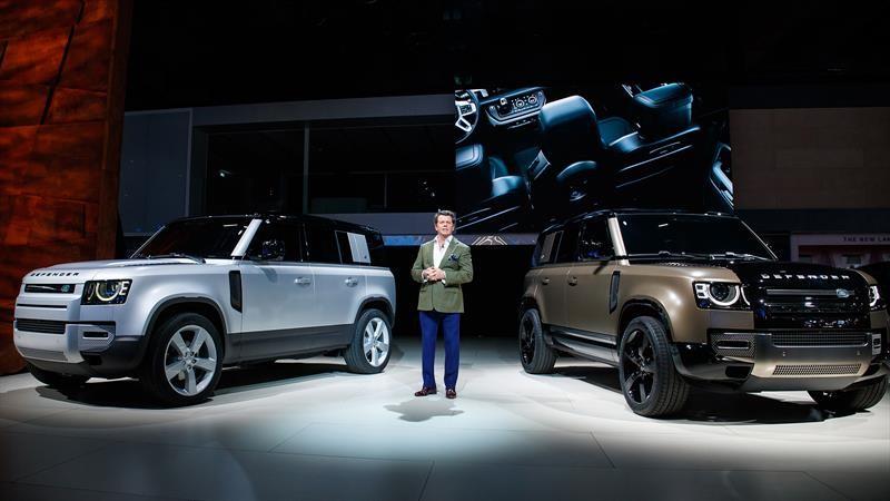 Land Rover Defender, el todoterreno británico resurge de entre las cenizas