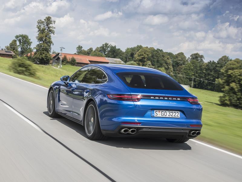 Conociendo el Porsche Panamera 2017