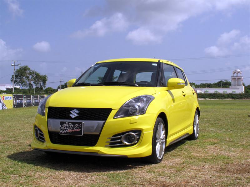 suzuki swift sport llega desde 274 800 pesos. Black Bedroom Furniture Sets. Home Design Ideas