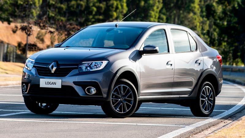 Primer vistazo a la renovación del Renault Logan