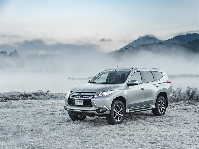 Mitsubishi Montero Sport 2018 a prueba