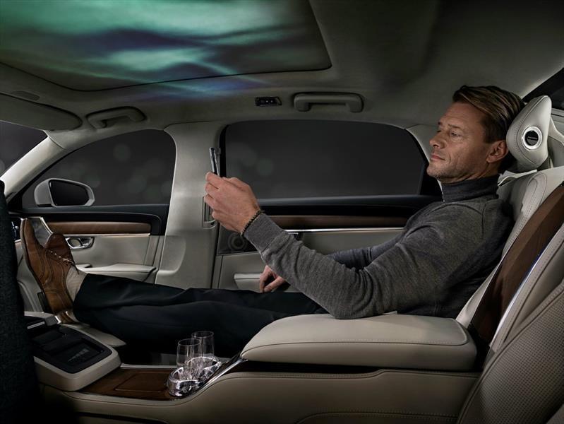 Volvo S90 Ambience Concept lujo en su máxima expresión