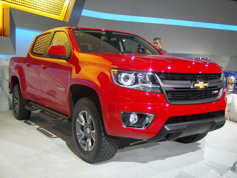 Chevrolet Colorado 2015 se presenta