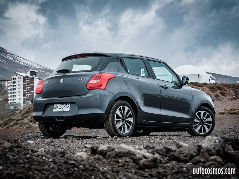 Test drive: Suzuki Swift 2018