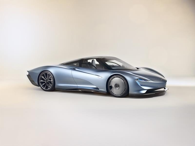 McLaren Speedtail 2020, belleza y velocidad en perfecta simetría