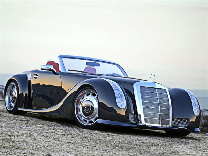 Venta De Autos Usados >> Un Mercedes-Benz que viaja en el tiempo - Autocosmos.com