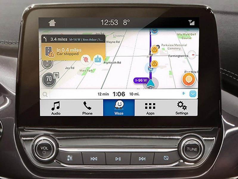 Ford integra Waze en sus carros