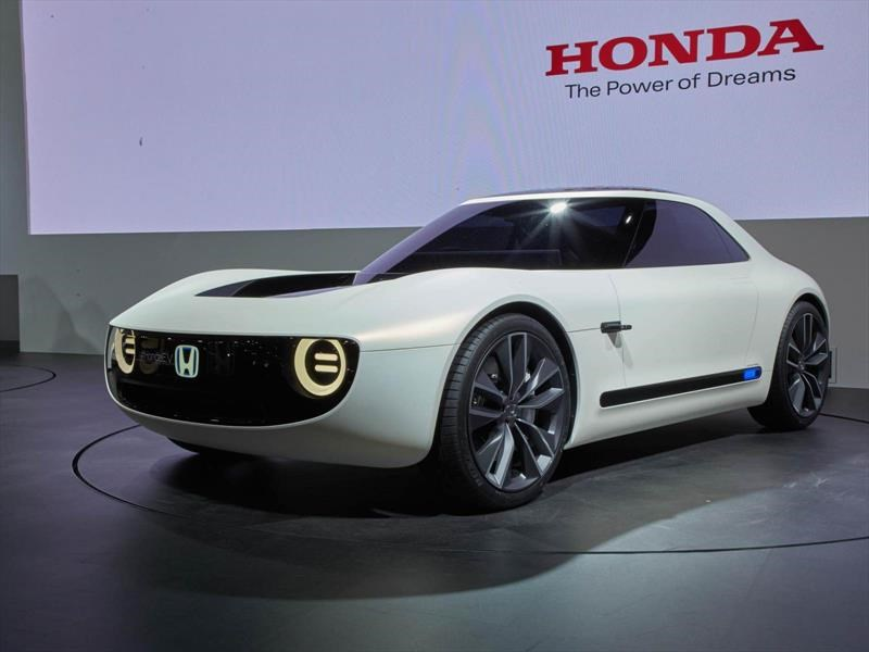Honda Sports EV Concept se presenta