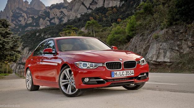 Nuevo BMW Serie 3 Sedán obtiene nombramiento Top Safety Pick