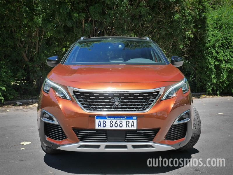 Prueba Peugeot 3008: Spa Utility Vehicle