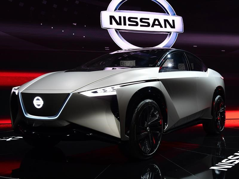 Nissan Spiffy IMx KURO Concept, una visión del futuro de Nissan Intelligent Mobility