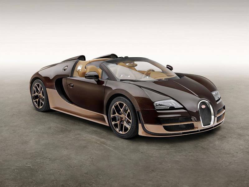 Salon De Ginebra 2014 Bugatti Veyron Rembrandt Bugatti Homenaje