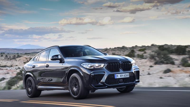 BMW X6 M 2020 se presenta