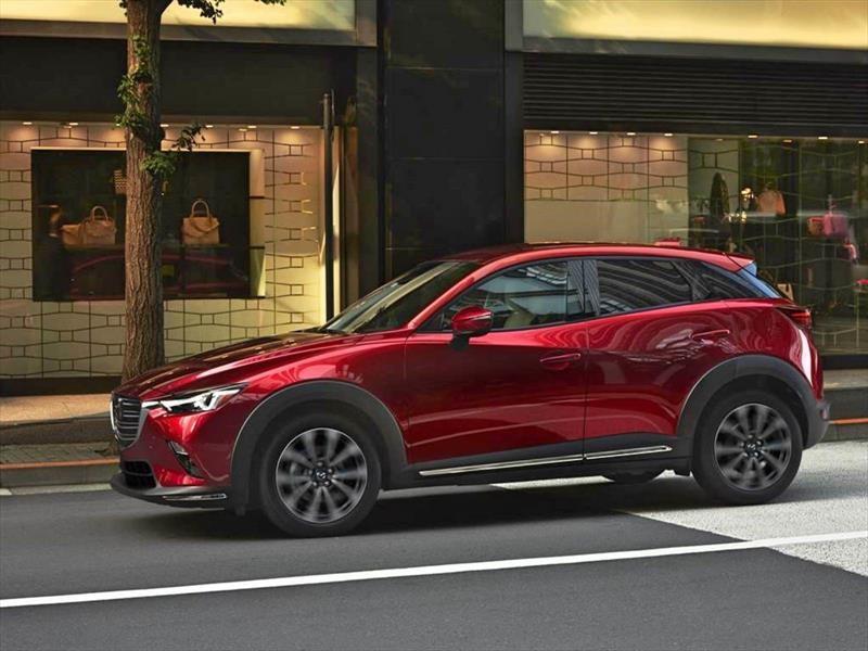 Mazda CX-3 2019 recibe mejoras mecánicas