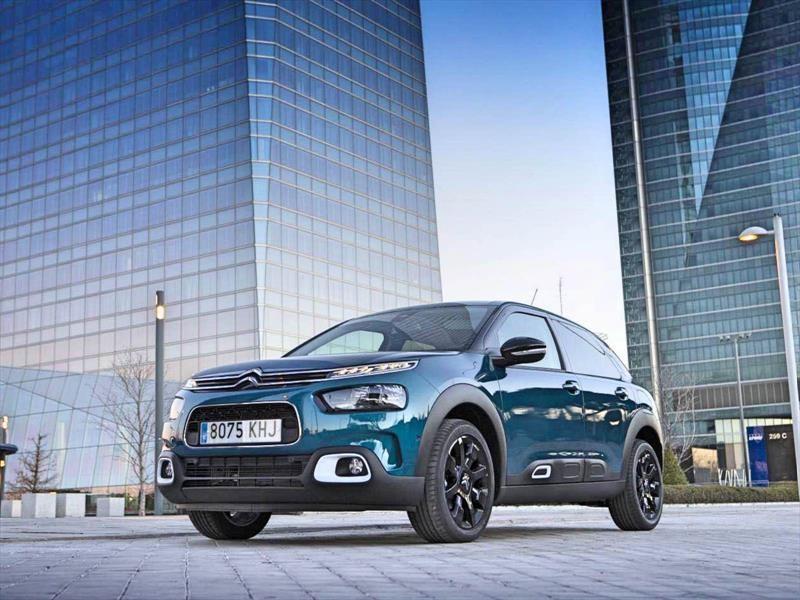 Citroën C4 Cactus 2019, un nuevo rol para el hatchback de los Airbumps