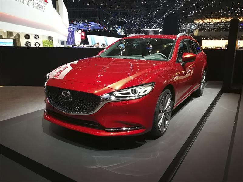 Mazda 6 Wagon, un familiar de lujo