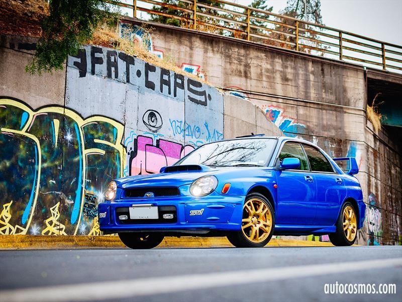 Subaru Impreza STi Prodrive Style, un honroso homenaje