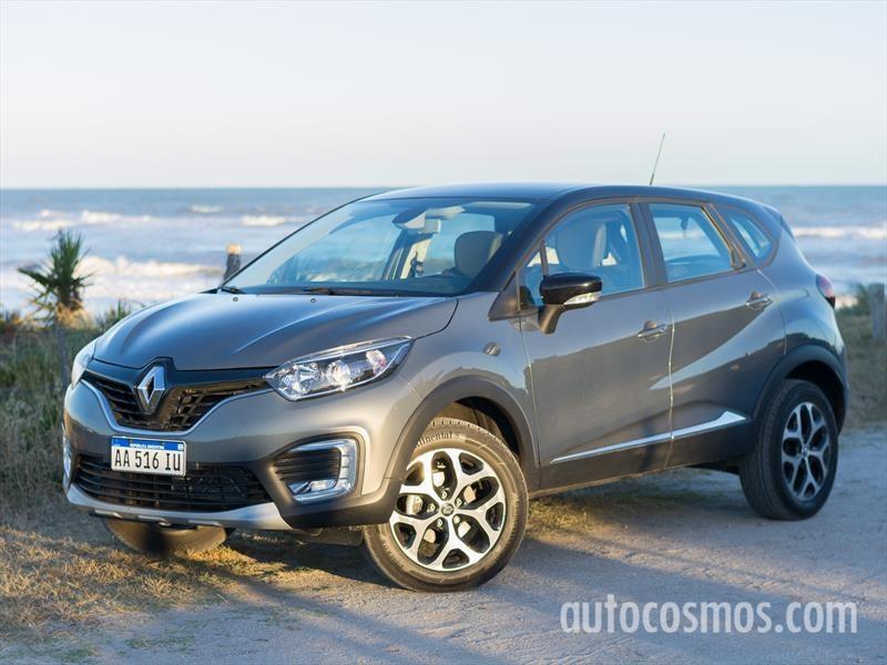 Renault Captur 2017, primer contacto desde Argentina