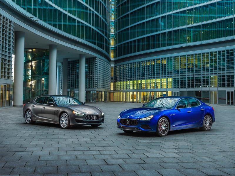 Maserati Ghibli 2018 es ligeramente actualizado