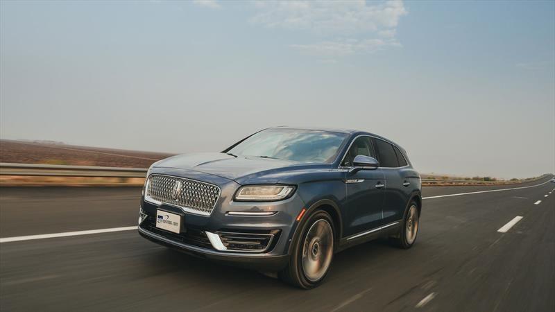 Lincoln Nautilus 2019 a prueba, una confortable y lujosa SUV a la americana