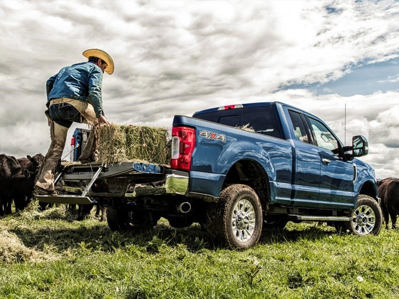 La Ford F-Series sigue imbatible en EE.UU.