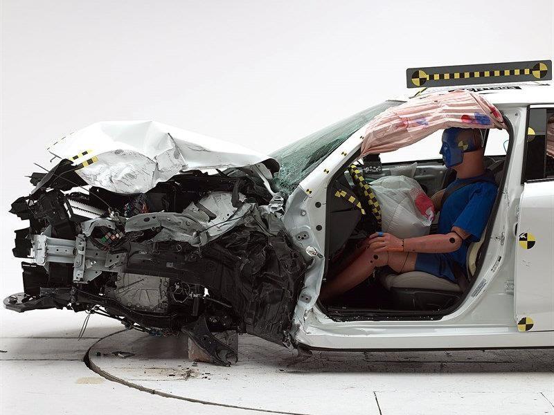Mazda 6 2018 obtiene el Top Safety Pick del IIHS
