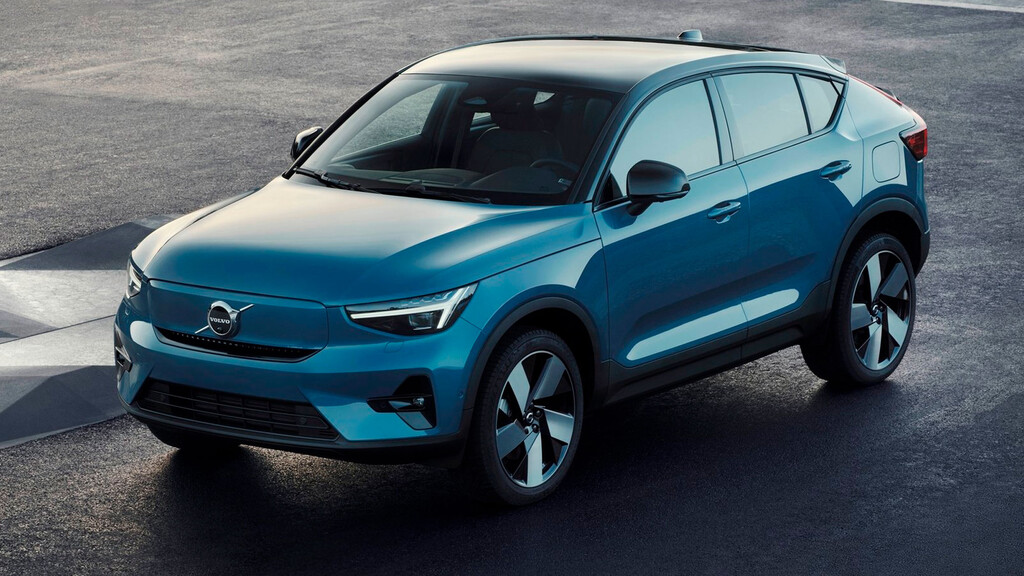 Futuro electrizante, Volvo confirma la llegada de C40 y XC40 Recharge a México.
