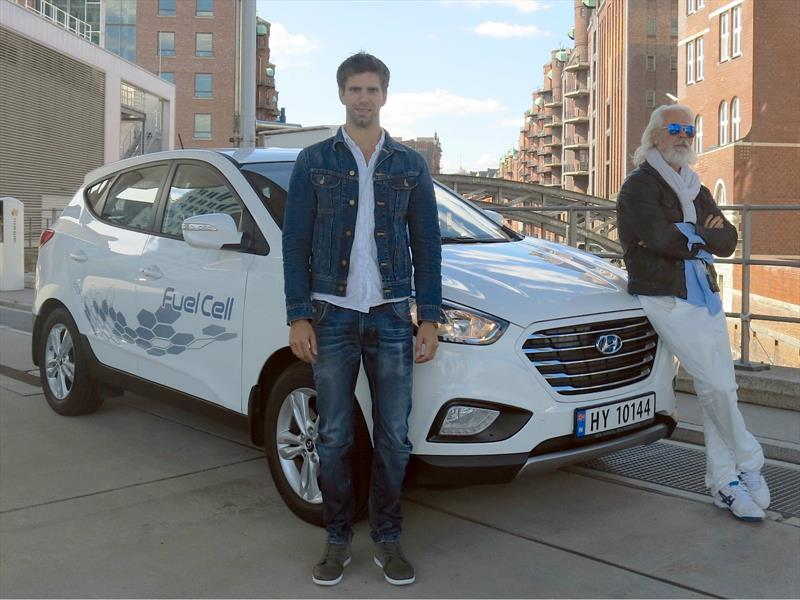 Hyundai Tucson Fuel Cell recorre 2,383 kilómetros en 24 horas