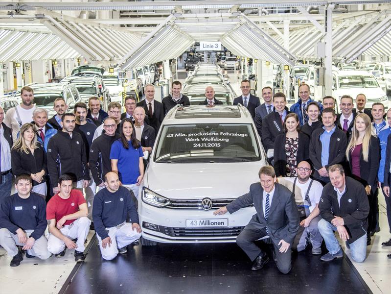 Volkswagen ha producido 43 millones de veh culos en wolfsburg - El tiempo en wolfsburg ...