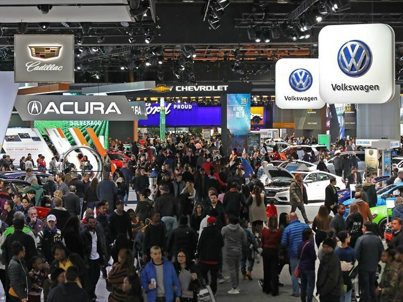 Auto Show de Detroit 2019 recibió más de 774,000 visitantes
