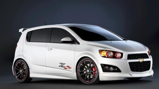 Chevrolet Sonic Z Spec Oficialmente Tuneado Autocosmos Com