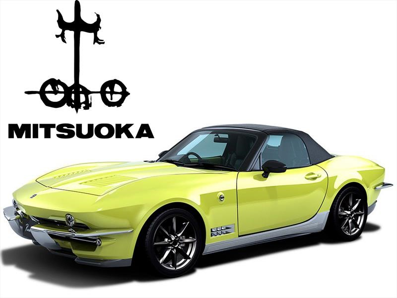 Mitsuoka Rock Star, alma de Corvette y cuerpo de MX-5