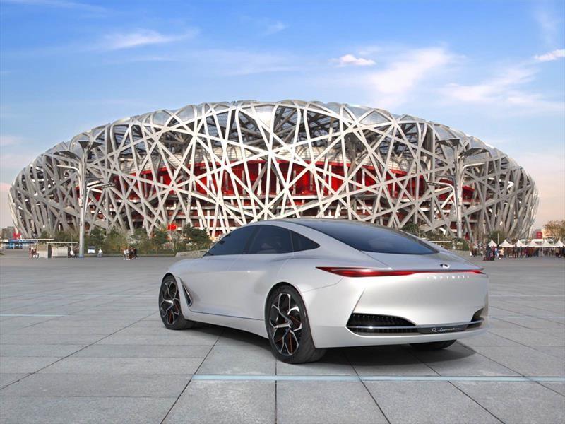 Infiniti tendrá 5 nuevos modelos en China