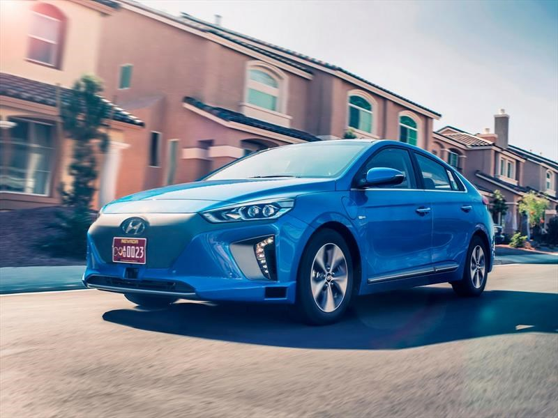 Hyundai Ioniq Autonomous Concept, autónomo y eficiente