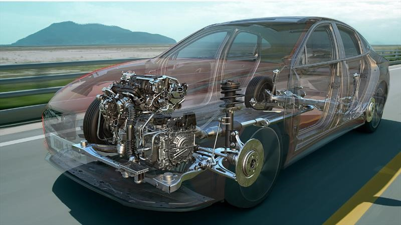 Motores de Kia y Hyundai equiparán una tecnología para aumentar el poder y la eficiencia