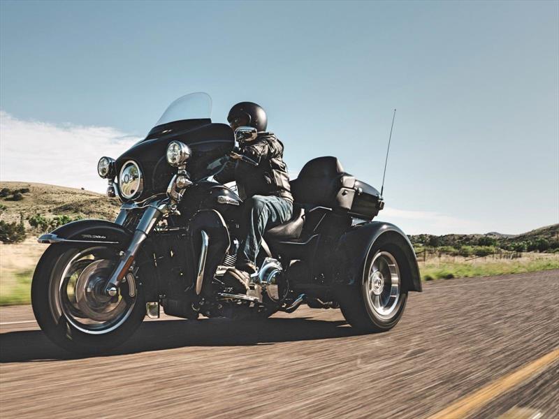 Harley-Davidson Tri Glide Ultra Classic se pone a la venta