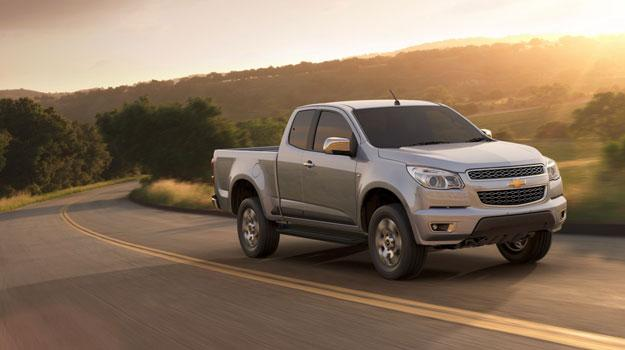 Chevrolet Colorado 2012 se presenta