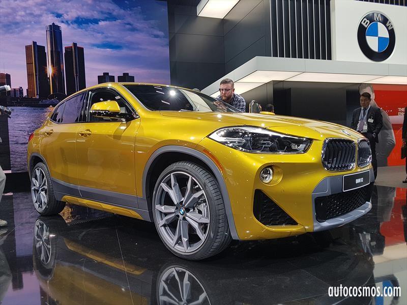 BMW X2 2018, a la conquista de los millennials