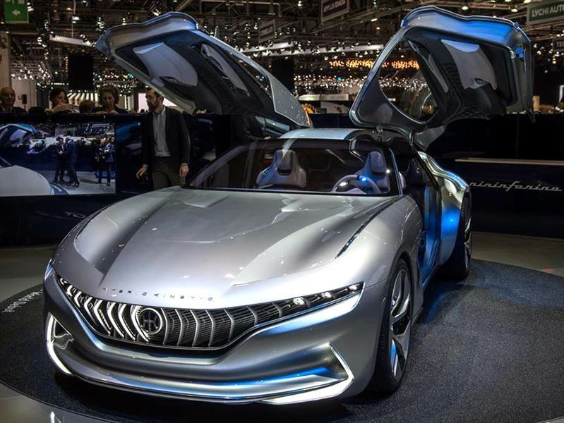 Pininfarina HK GT: un súperdeportivo eléctrico de lujo
