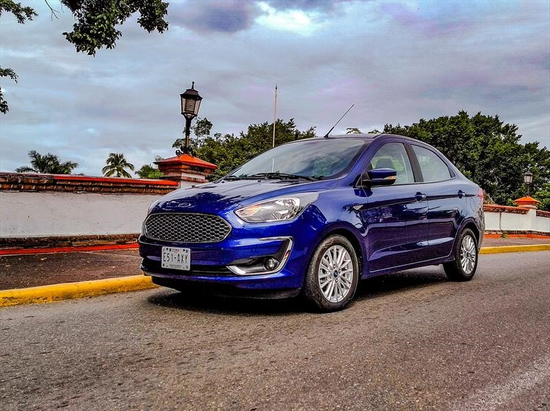 Ford Figo 2019 llega a México desde $212,000 pesos